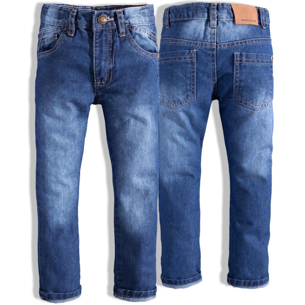 Dětské džíny pro kluky MINOTI. Chlapecké džíny. Klasický střih ... 8ee1b3ce7a