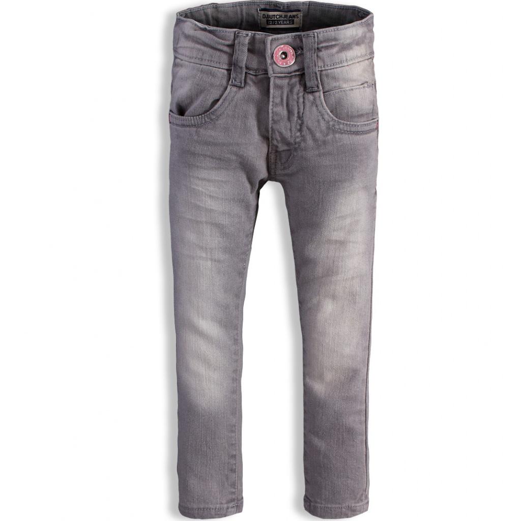 Dívčí džíny DIRKJE BETTER LOOK šedé