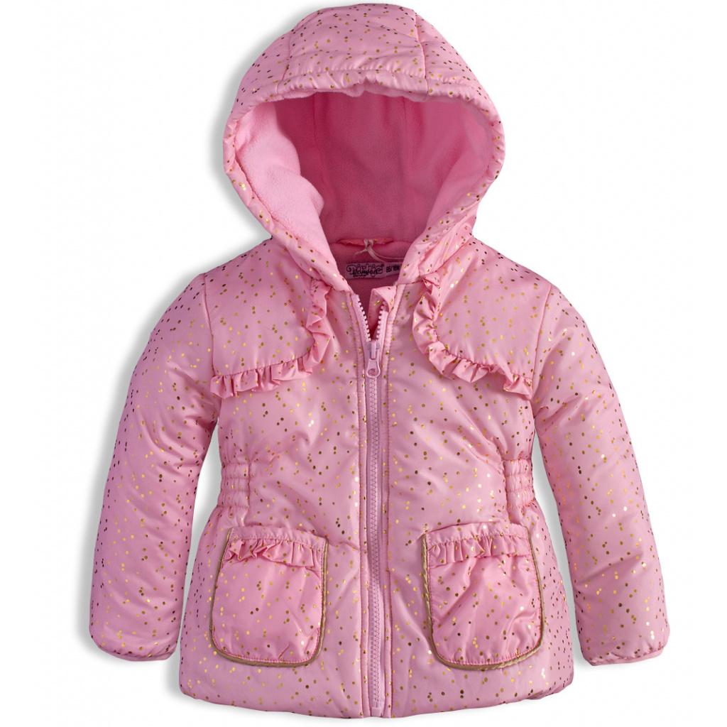 Kojenecká zimní bunda DIRKJE LITTLE LADY