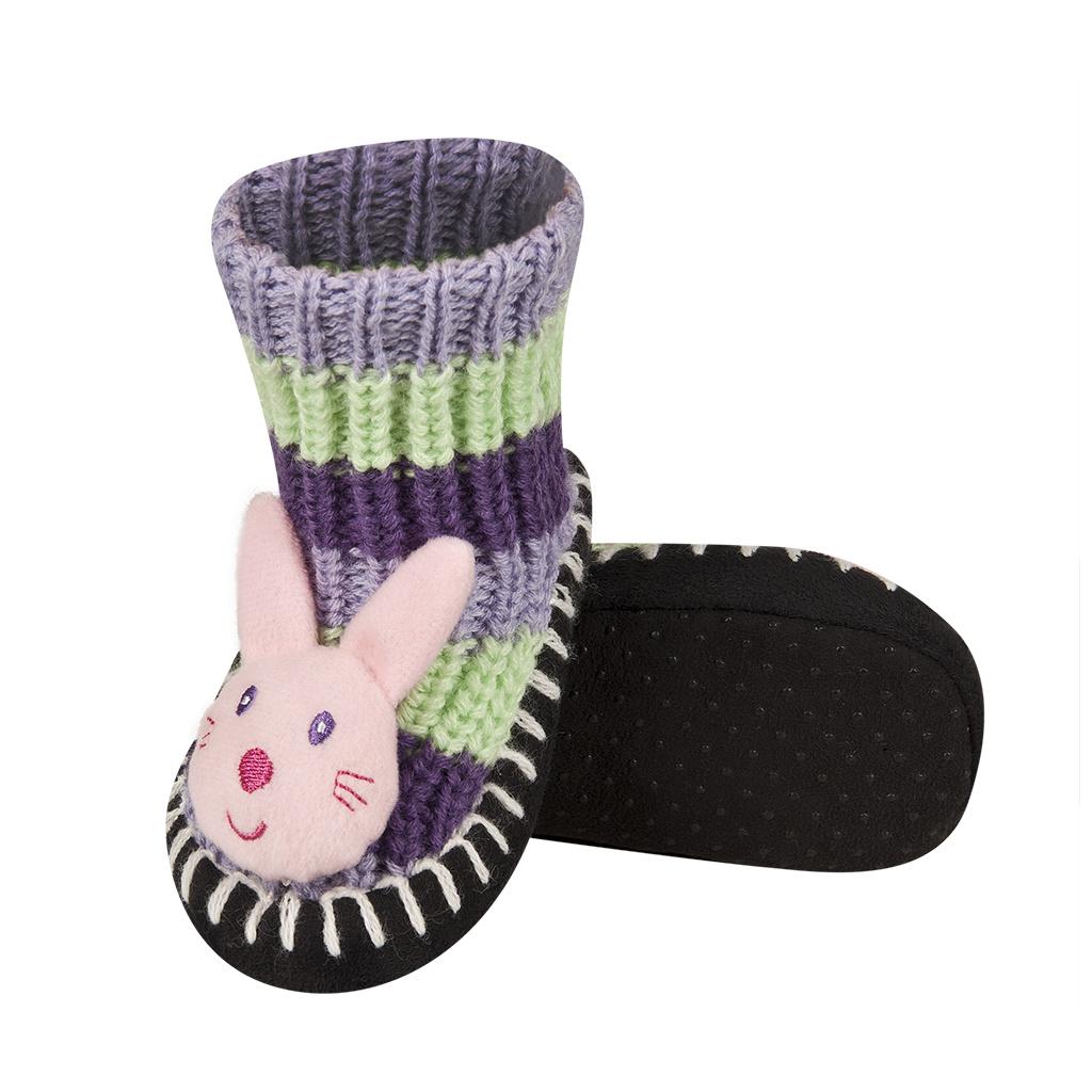 Pletené ponožky SOXO KRÁLÍČEK