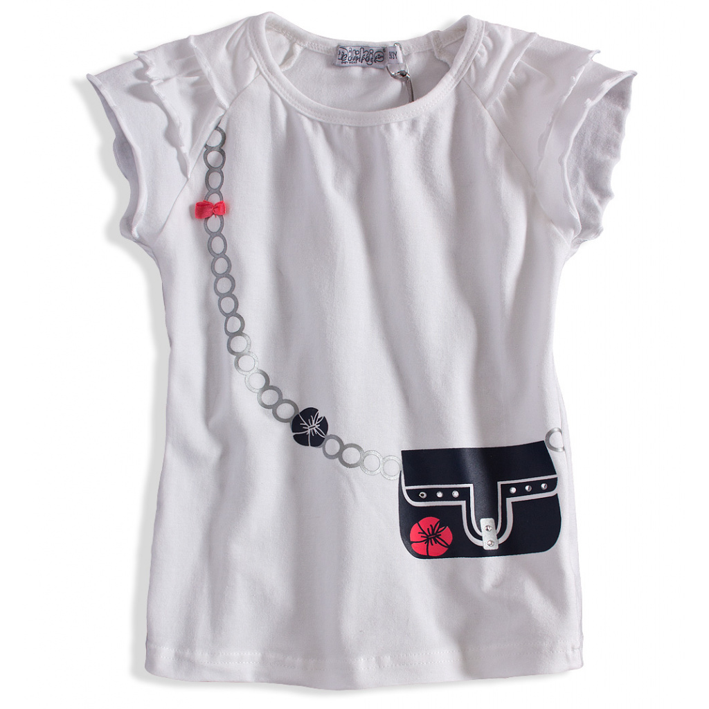Dívčí tričko DIRKJE KABELKA