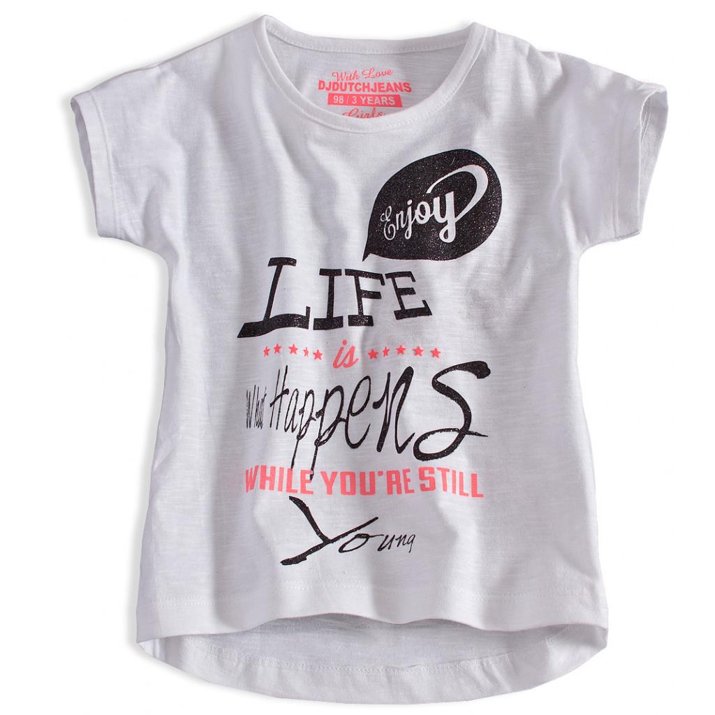Dívčí tričko DIRKJE DIRKJE LIFE