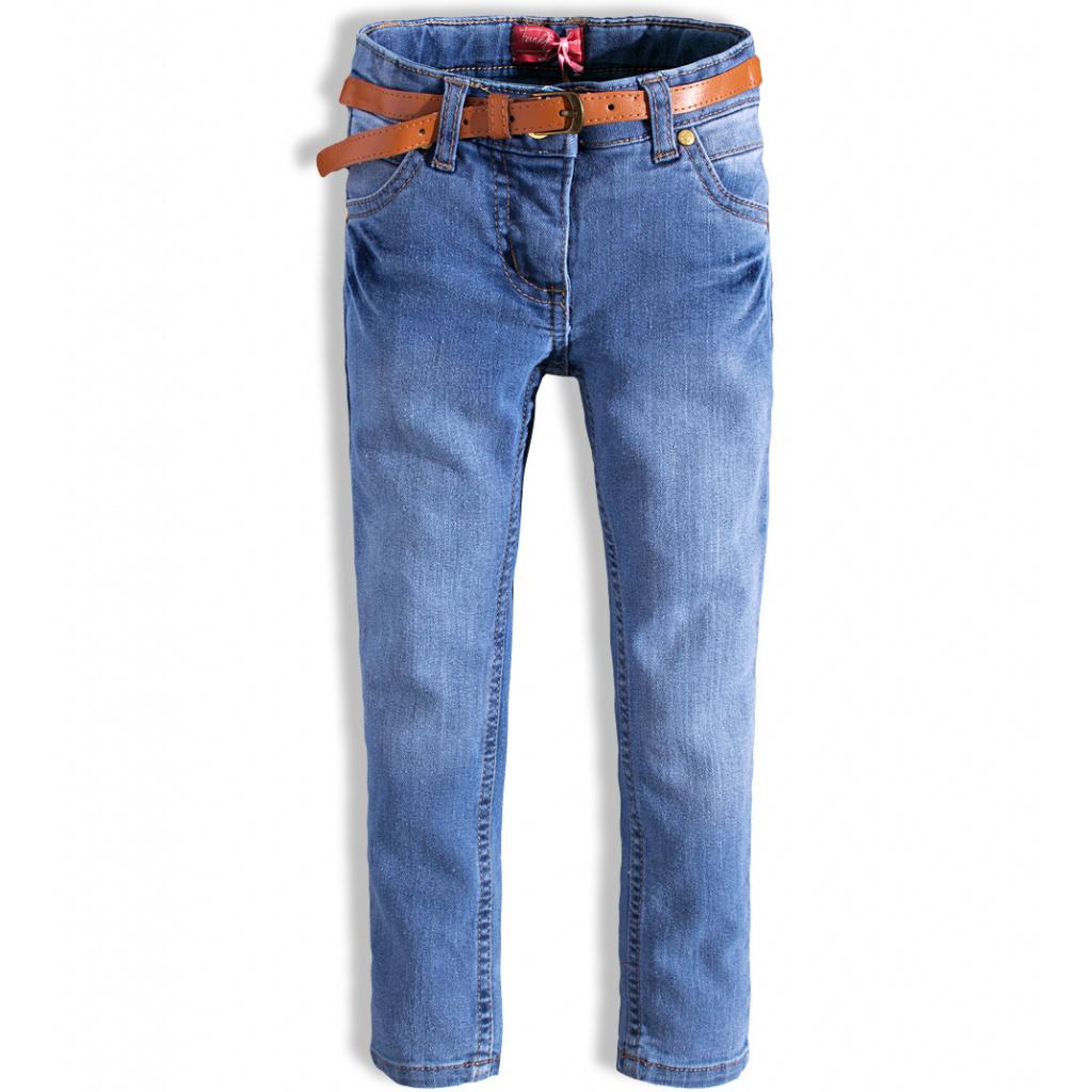 Dívčí džíny MINOTI TRIBAL modré
