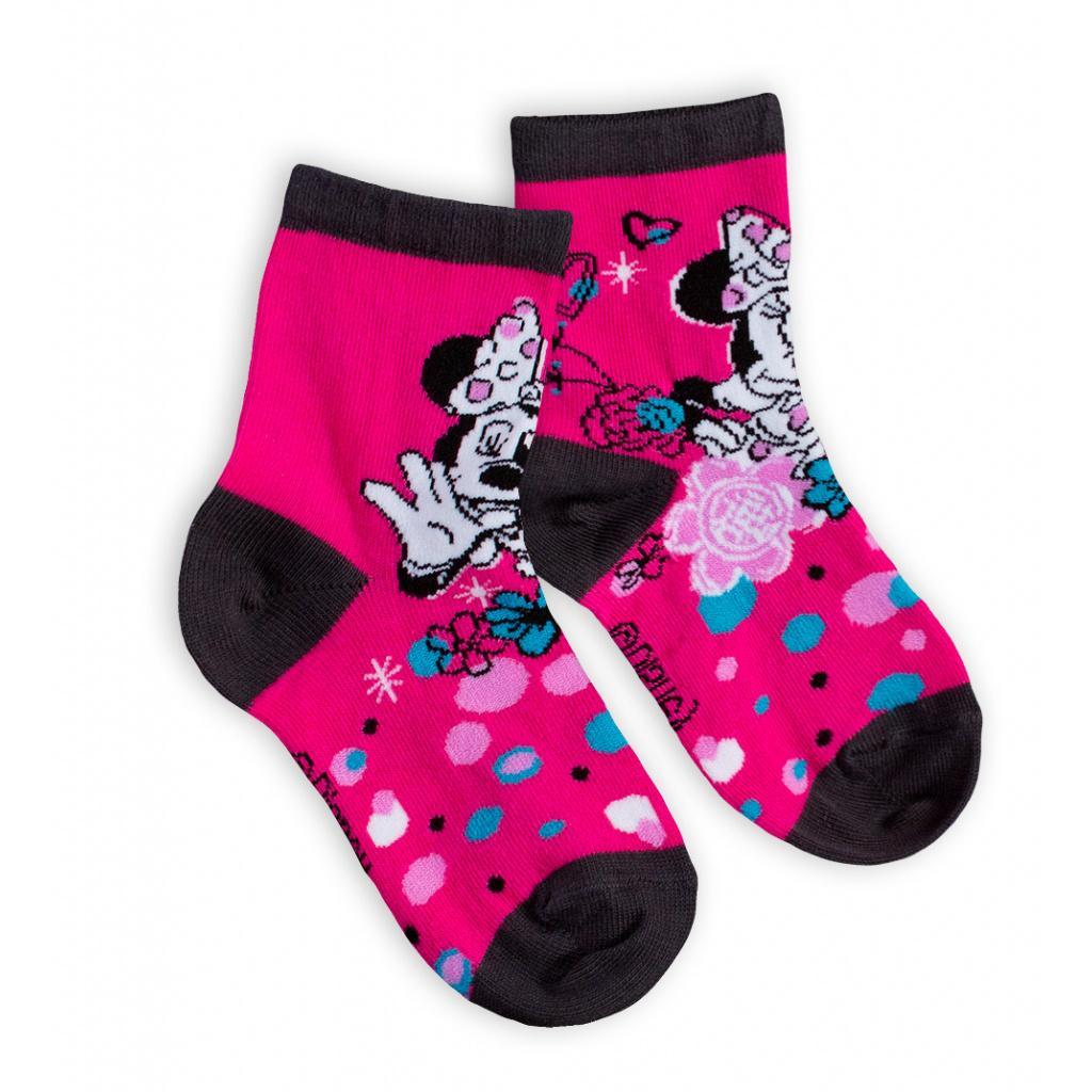 5bf4e983747 Dětské ponožky DISNEY MINNIE tmavě růžové Dětské ponožky DISNEY MINNIE  tmavě růžové ...