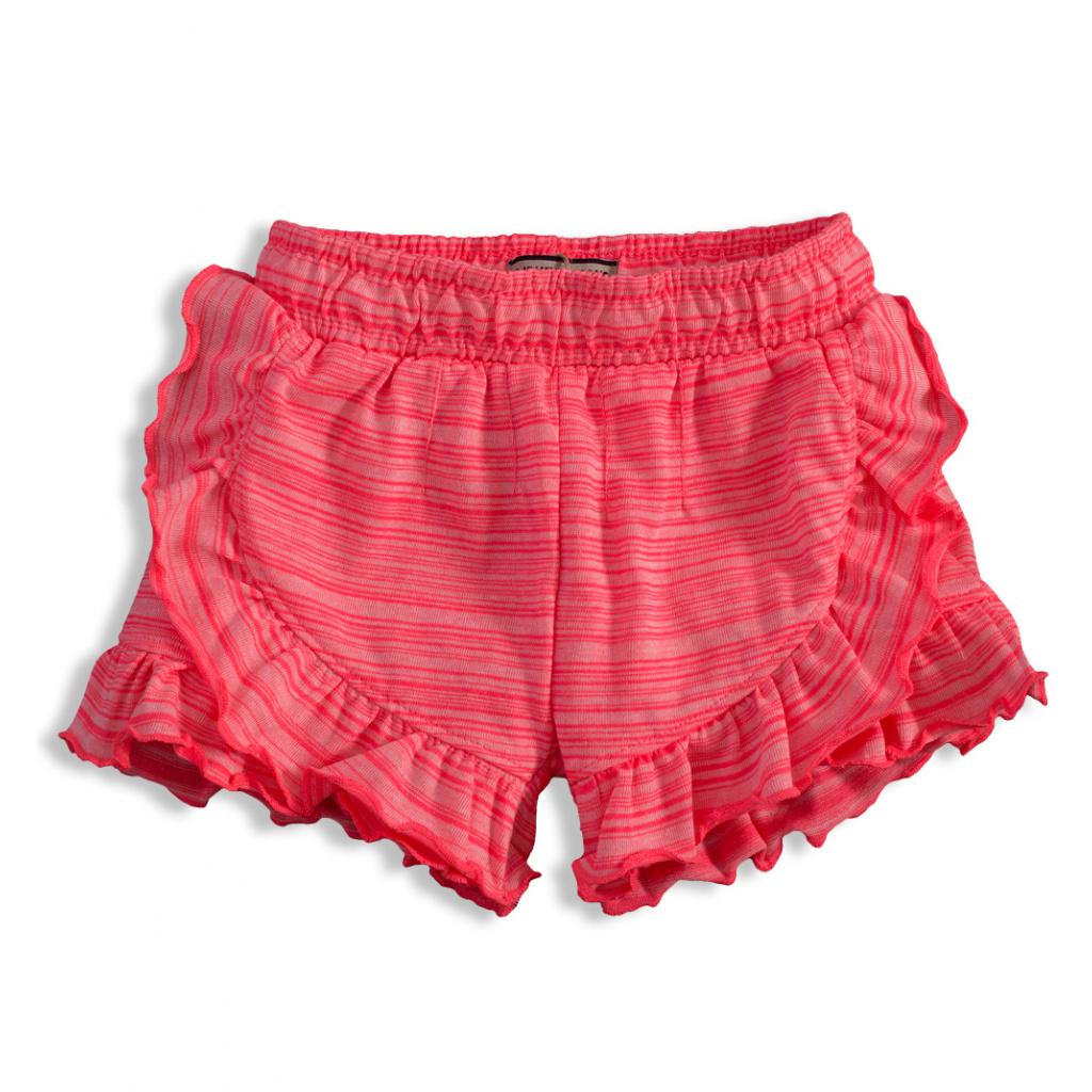 Dívčí šortky DIRKJE BEAUTIES růžové