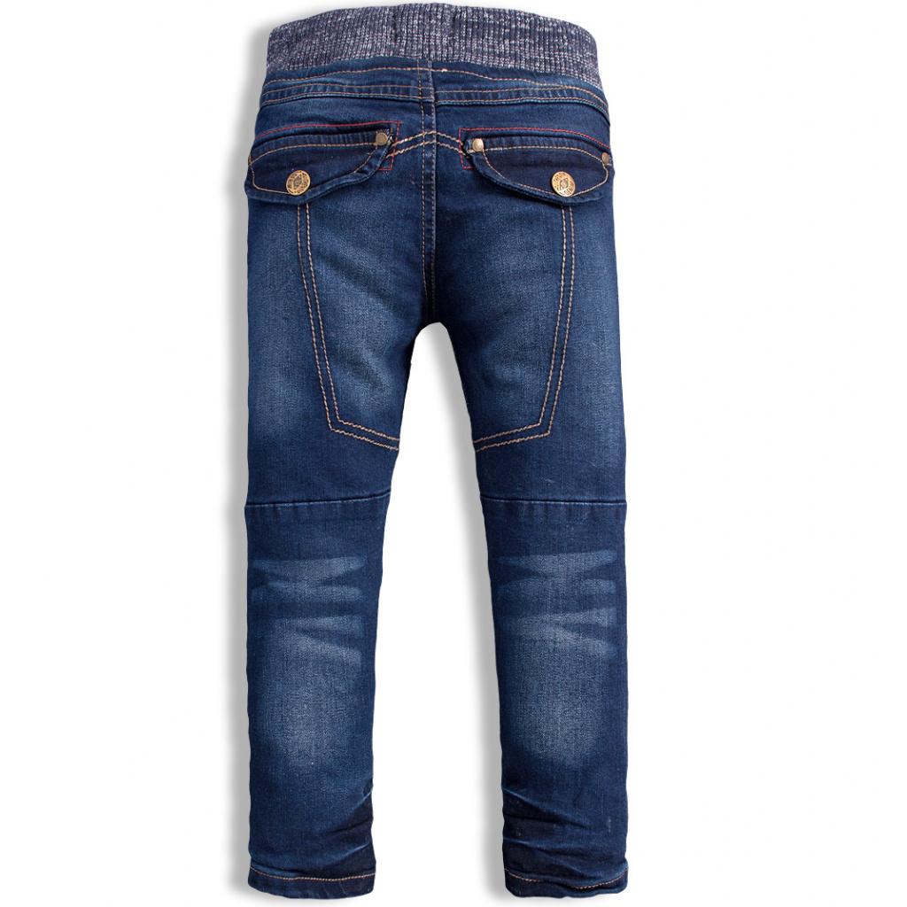 Chlapecké džíny MINOTI TRECK modré ... 4c23db4be9