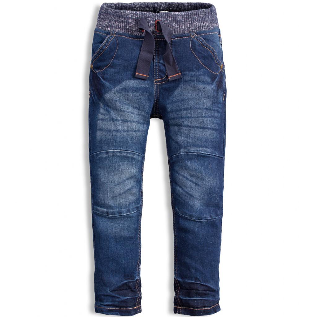 Chlapecké džíny MINOTI TRECK modré  281f8fcd09