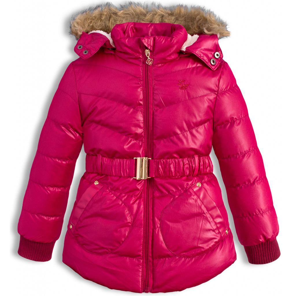 Dívčí zimní bunda LEMON BERET BEAUJOLAIS