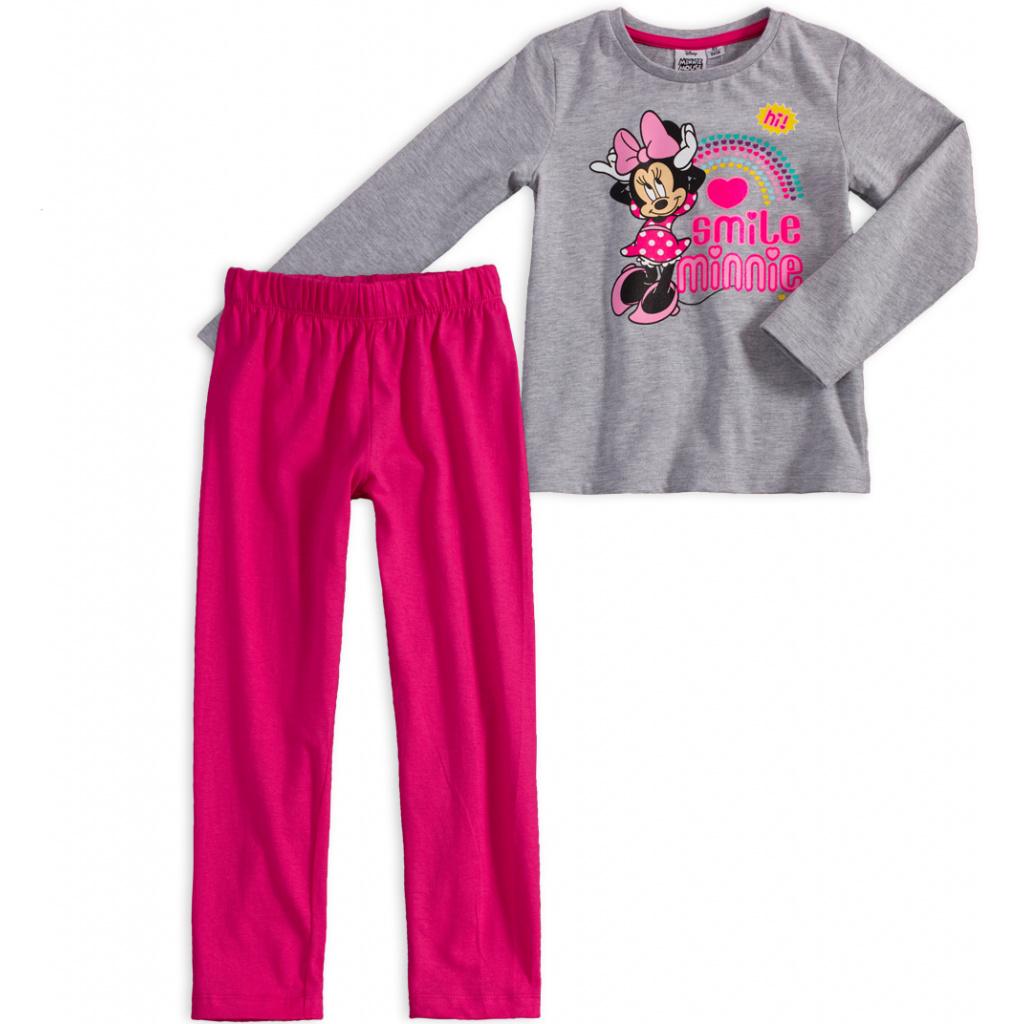 Popis. Dívčí pyžamo s licenčním obrázkem z kolekce Disney Minnie ... 9a6308278fa