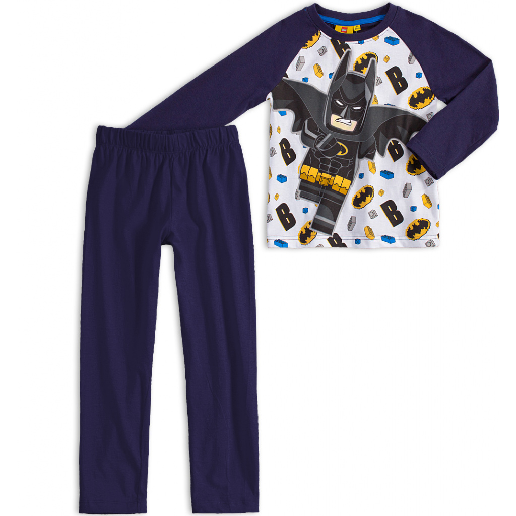 Chlapecké pyžamo LEGO BATMAN tmavě modré