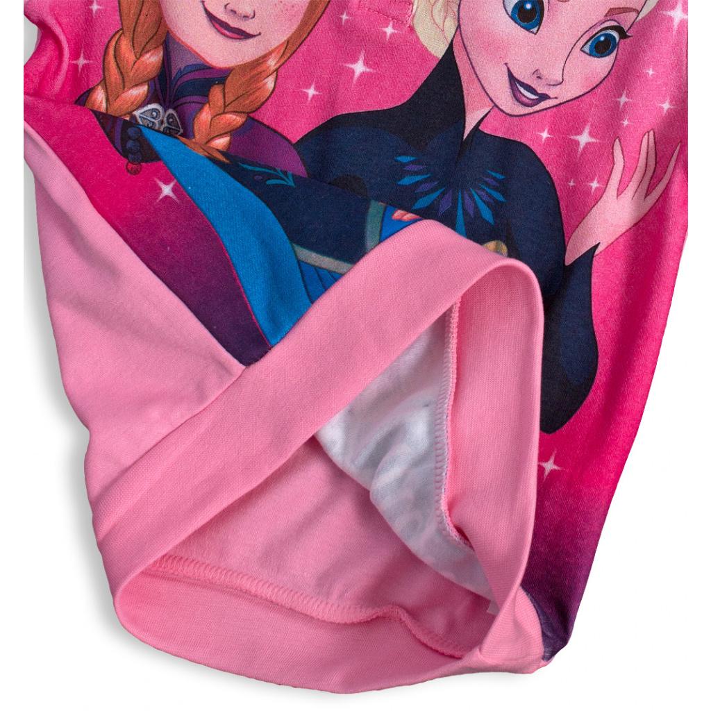 bbd98bdfdf8e ... Dívčí pyžamo DISNEY FROZEN ANNA a ELSA světle růžové ...