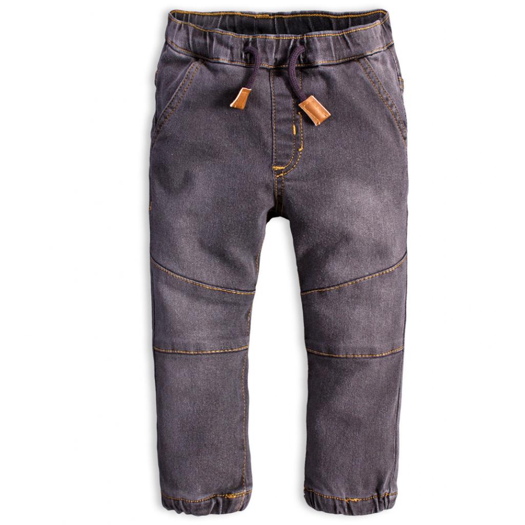 Chlapecké kalhoty KNOT SO BAD FREE STYLE šedé