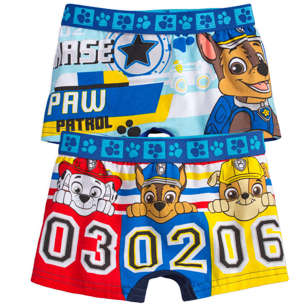 Chlapecké boxerky PAW PATROL 02