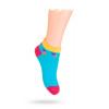 Kotníkové ponožky SRDÍČKA