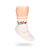 Kojenecké ponožky vzor LETADLO