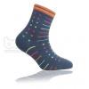 Dívčí ponožky se vzorem