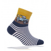 Dětské ponožky WOLA, vzor AUTO WOLA
