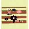 Kojenecké punčocháče WOLA FLOWERS