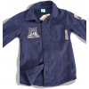 Chlapecká košile Dirkje DENIM tmavě modrá