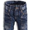 Chlapecké džíny Dirkje DENIM tmavě modré