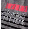 Dívčí triko DIRKJE EVERY MOMENT šedé