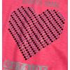 Dívčí triko DIRKJE EVERY MOMENT růžové