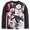 Chlapecké triko STAR WARS tmavě šedé