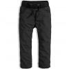 Dětské termo kalhoty LOSAN FASHION černé