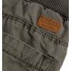 Dětské termo kalhoty LOSAN FASHION khaki