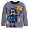 Dětské tričko LEMON BERET ROBOT modré