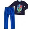 Chlapecké pyžamo PJ MASKS HERO TIME modré