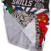 Chlapecké tričko LEGO NINJAGO EPIC NINJA šedé