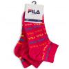 Dámské ponožky FILA růžové