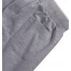 Chlapecké tepláky CANGURO CHAMPS šedý melír
