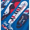 Chlapecká letní souprava Mix´nMATCH SURF RIDER modrá