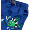 Chlapecké plavky KNOT SO BAD FROG modré