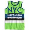 Chlapecká souprava Mix´nMATCH NYC zelená