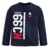 Chlapecké triko Canguro NC tmavě modré