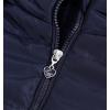 Dívčí zimní bunda LEMON BERET PRINCESS modrá