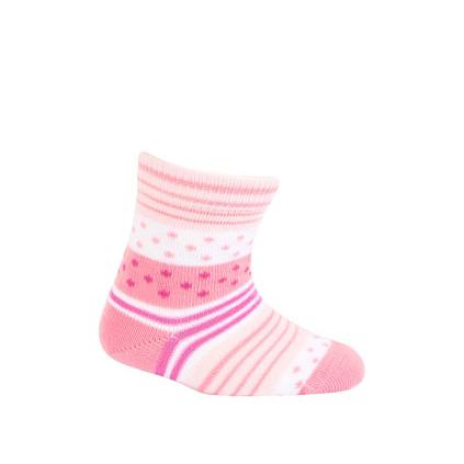 Kojenecké ponožky pro holčičky WOLA