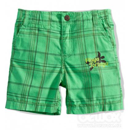 Chlapecké šortky BOYSTAR zelené