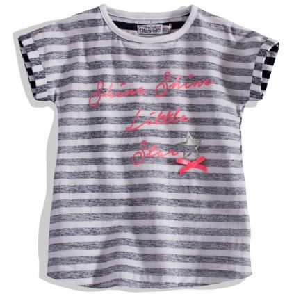 Dívčí tričko krátký rukáv DIRKJE DIRKJE