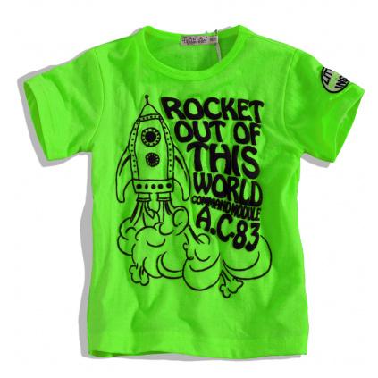 Chlapecké tričko Dirkje, krátký rukáv DIRKJE