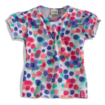 Dívčí tričko krátký rukáv Pebblestone