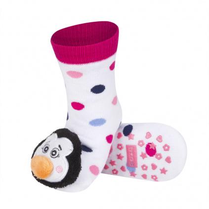 Ponožky s chrastítkem SOXO TUČŇÁK