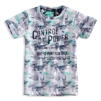 Kojenecké tričko s krátkým rukávem DIRKJE PALMY