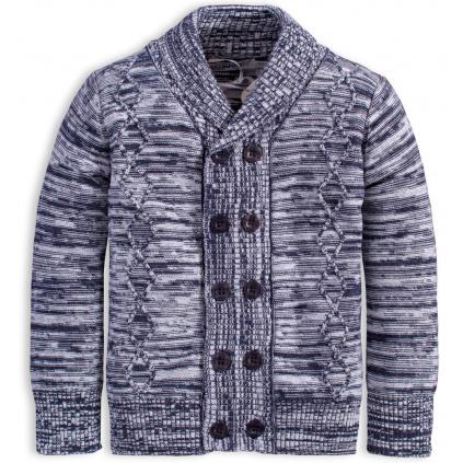 Chlapecký svetr DIRKJE HERALDIC modrý