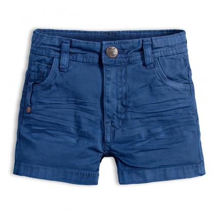 Chlapecké šortky KNOT SO BAD TANGERINE tmavě modré