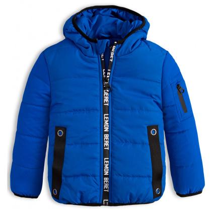 Chlapecká zimní bunda LEMON BERET ELECTRIC modrá