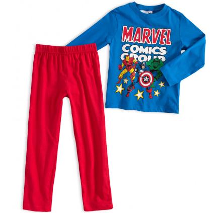 Chlapecké pyžamo MARVEL KOMIKS modré